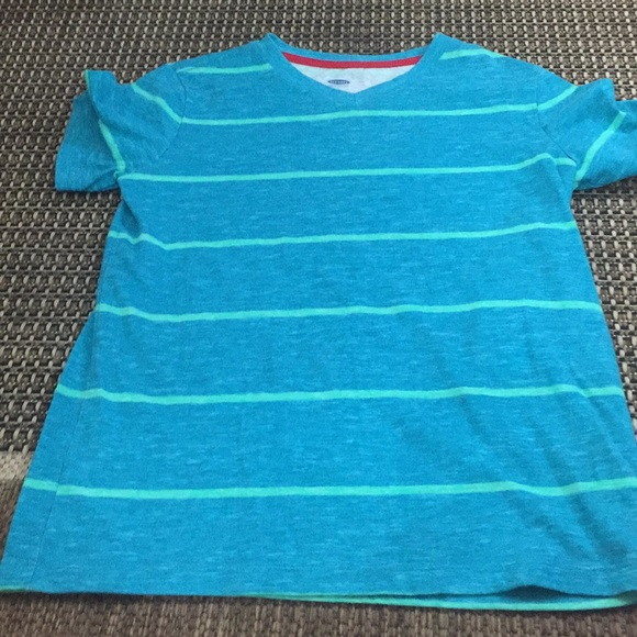 Old Navy Other - 3 boys size 8 old navy short sleeve shirts